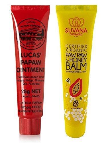 Lucas Papaw 25gram Suvana Combo product image