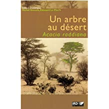 Un arbre au désert: Acacia raddiana (Hors collection) (French Edition)