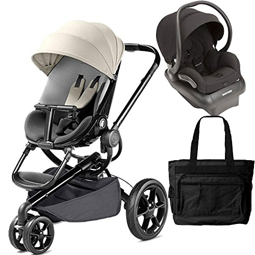 Graco Purple And Grey Travel System