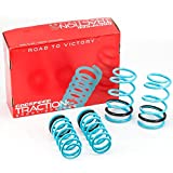 Godspeed(LS-TS-SN-0004) Traction-S Performance Lowering Springs, Set of 4, Scion xA 2004-2006/Scion xB 2004-2006(NCP31)