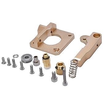 Repuesto de extrusor de lámina de aluminio MK8 para impresora 3D ...