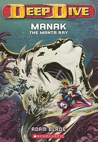 book cover of Manak