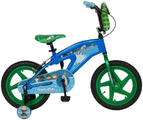 Stinky Kids Trouble-Maker 16 Kids Bicycle