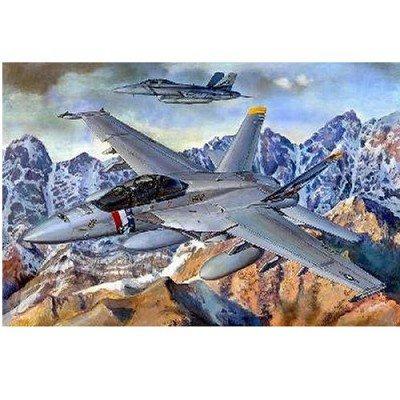 Trumpeter 1/32 F/A18F Super Hornet Fighter Model Kit