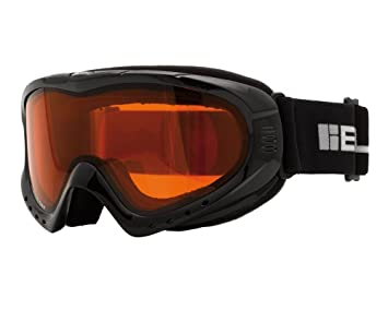 555fe88fc43d BLOC SKI - SNOW BOARDING GOGGLES - BLACK - UNISEX - MODEL NUMBER XT6000 -  DOUBLE