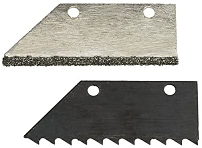 M-D Building Products 49090 Tile Grout Saw Replacement Blades