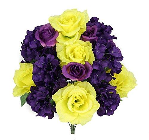 Hydrangea Violet - 9