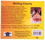 Writing Clearly, Farb, Daniel, 1932634495