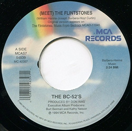 (Meet) the Flintstones B/w Same (Barneys Edit) -