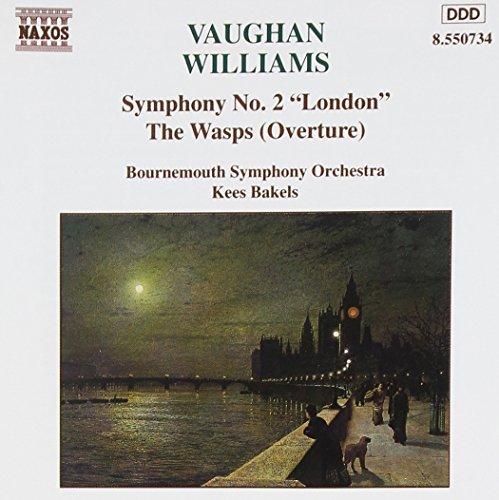 UPC 730099573429, Symphony 2 / Wasps Overture