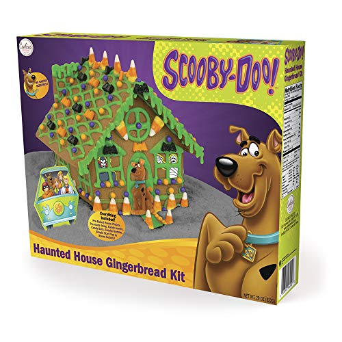Scooby Doo Haunted House Gingerbread Kit ()