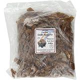 Carolina Gold Nuggets Microwave Pork Puffies Pork Rinds, Original, 2.5 Pound