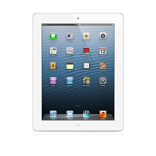Apple iPad 2 MC979LL/A 2nd Generation Tablet (16GB, Wifi, White) [](Refurbished)