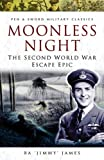 img - for MOONLESS NIGHT (Pen and Sword Military Classics) book / textbook / text book