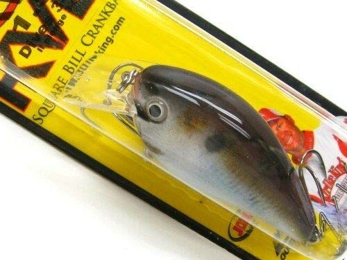 Baits, Lures & Flies Strike King HCKVDS1.5 Natural Shad KVD 1.5 Square Bill Crankbait Fishing Lure