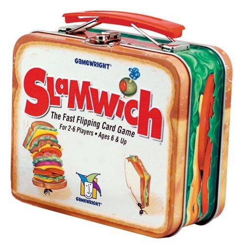 Gamewright Slamwich Collectors Edition Tin