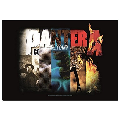 Cyberteez Pantera Collage Tapestry Cloth Poster Flag Wall Banner New 30
