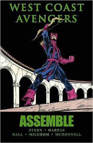 Amazon com: West Coast Avengers: Assemble (Marvel Premiere Classic
