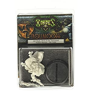 Privateer Press – Hordes – Trollblood: Jarl Skuld Model Kit
