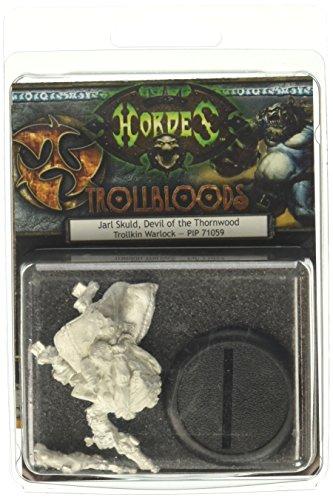 Privateer Press - Hordes - Trollblood: Jarl Skuld Model Kit 3