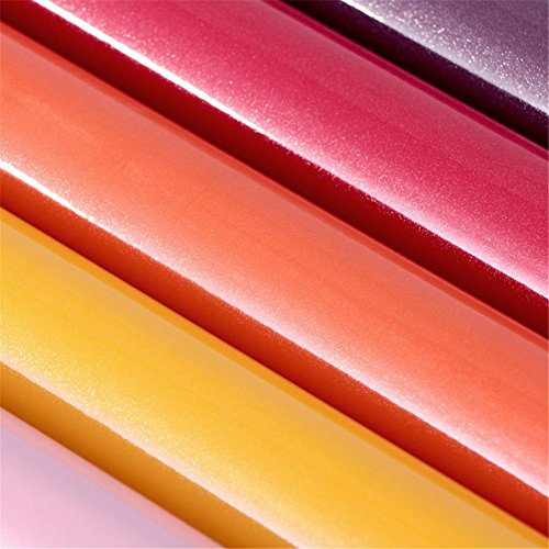 Bestevers solid color pearl film vinyl self adhesive for Solid color peel and stick wallpaper