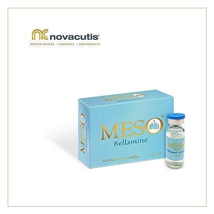 Meso Bellamine ácido hialurónico (15 mg/ml) + 18 Amico ...