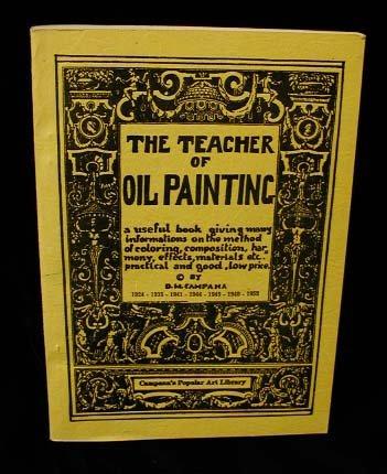 The Teacher of Oil Painting