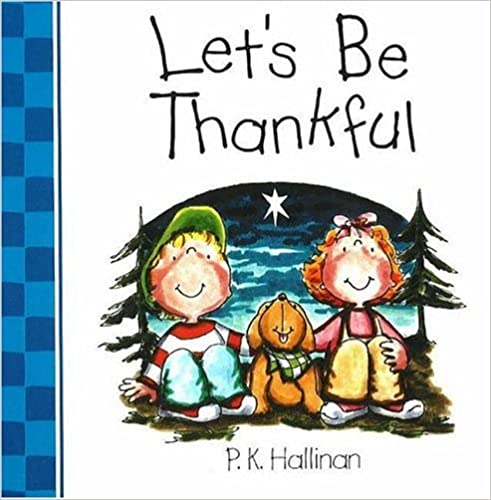 Download online Let's Be Thankful PDF, azw (Kindle)