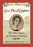 Love Thy Neighbor, Ann Warren Turner, 0439153085