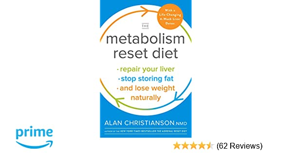 The Metabolism Reset Diet Repair Your Liver Stop Storing Fat And
