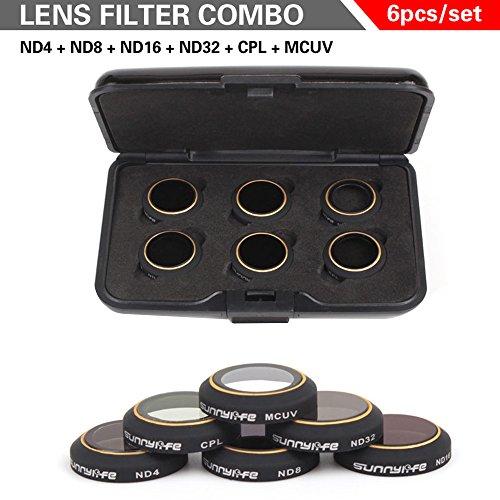 quad lense filter - 2