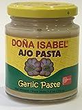 Dona Isabel Ajo Pasta (Garlic Paste) 7.5 Oz Single Bottle - Product of Peru