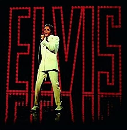 Elvis Presley Greeting Birthday Any Occasion Card 68 Special 100 Genuine Licensed Product Amazoncouk Kitchen Home