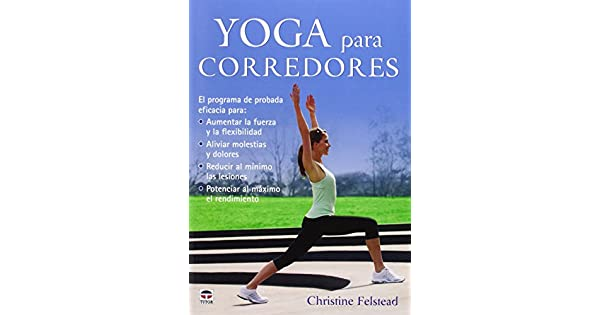 Amazon.com: Yoga para corredores (9788479029821): Christine ...