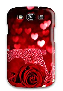 S3 Scratch-proof Protection Case Cover For Galaxy/ Hot Love (33308236) Phone Case