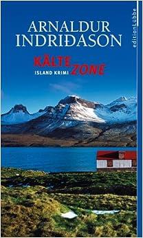 Kältezone: Island Krimi
