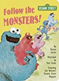 Follow the Monsters!, Sharon Lerner, 0375801308