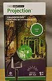 Gemmy Green Lightshow Projection Kaleidoscope