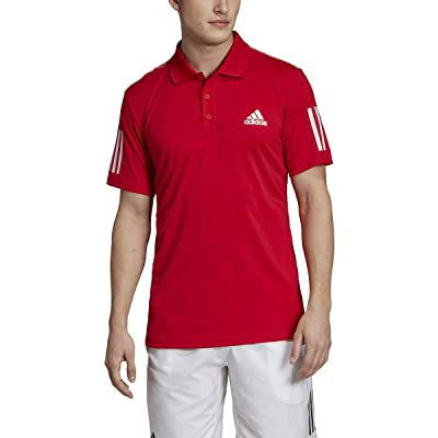 .com : adidas Men's Club 3-Stripes Polo : Clothing