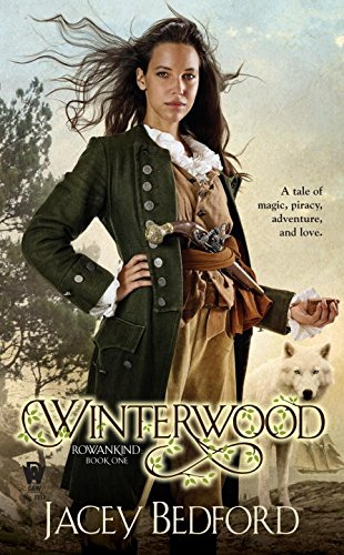 book cover of Winterwood