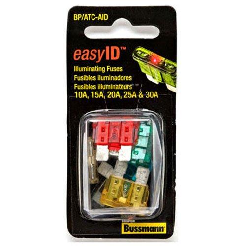 Bussmann BP/ATC-AID easyID Fuse Assortment Kit 5610340