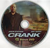 Crank Best Buy Exclusive Bonus DVD