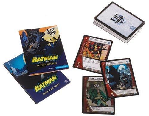 Batman Trading Card Game Starter Deck (Dc Card Japan)