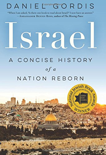 Image of Israel: A Concise History of a Nation Reborn