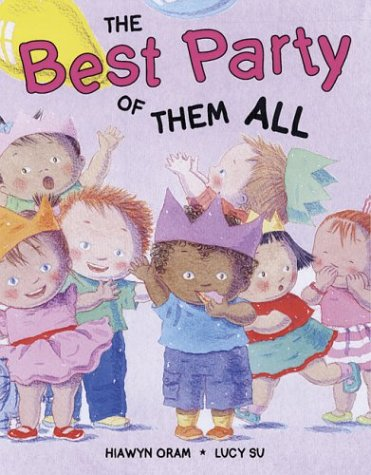 Read Online The Best Party of Them All pdf