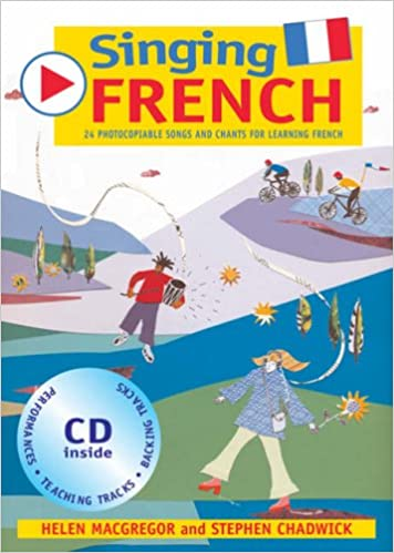 Singing Languages - Singing French (Book + CD): 22