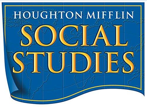 Houghton Mifflin Social Studies: Aud Bk Mp3 L6 Westr Hemisph Western Hemisphere and Europe