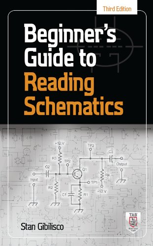 Beginner's Guide to Reading Schematics, Third Edition cover