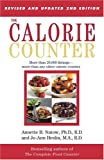 The Calorie Counter, Annette B. Natow and Jo-Ann Heslin, 074349265X
