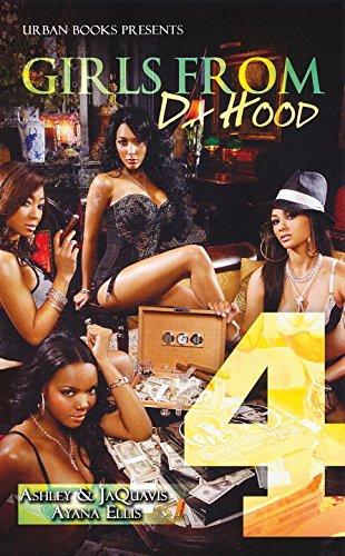 book cover of Girls from da Hood 4